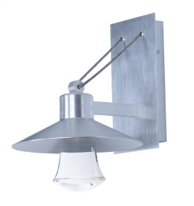Civic LED 1-Light Medium Outdoor Wall Lantern