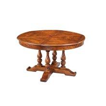 Walnut Jupe Dining Table, Medium