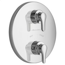Studio S Thermostatic Valve Trim Kit  American Standard - Polished Chrome
