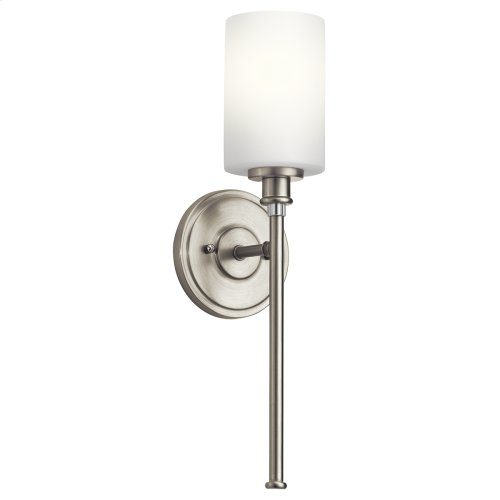 Joelson Collection Joelson 1 Light Wall Sconce NI