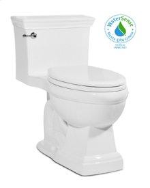 White PRESLEY II One-Piece Toilet 1.28gpf, Elongated