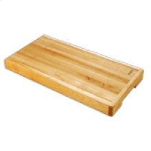 Hardwood Cover for Open Burner Ranges and Rangetops