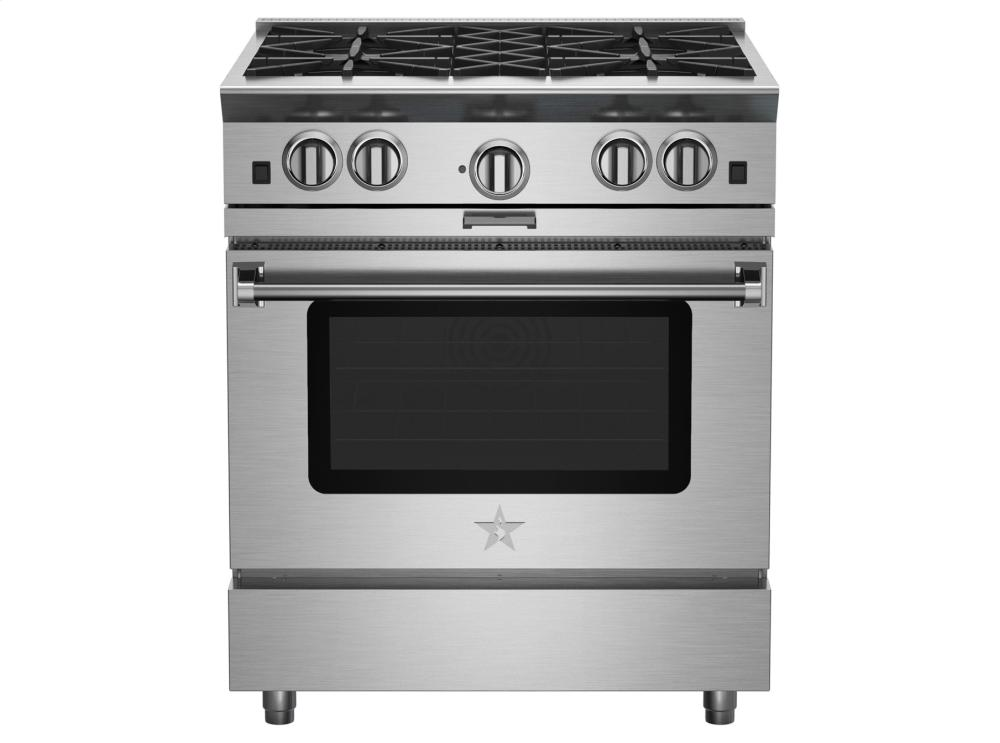 Best 30 Inch Professional Gas Ranges Reviews Ratings