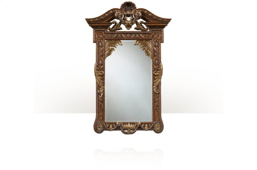 The Palm Wall Mirror