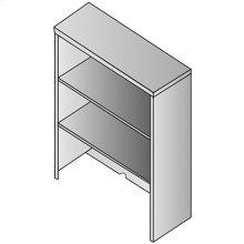 Napa Bookcase Hutch 36x14x36h