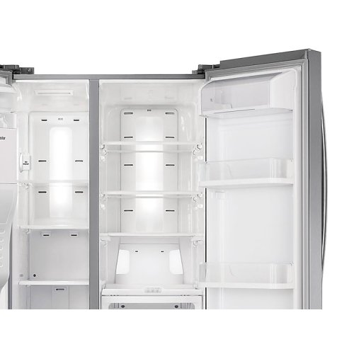 24.5 cu. ft. Side-By-Side Refrigerator with CoolSelect Zone