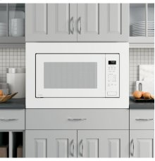 GE Profile™ Series 2.2 Cu. Ft. Built-In Sensor Microwave Oven