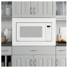 GE Profile™ 2.2 Cu. Ft. Built-In Sensor Microwave Oven