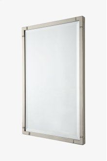 "R.W. Atlas Metal Rectangular Wall Mounted Stationary Mirror 20"" x 32"" x 1 3/8"" STYLE: RWMR01"