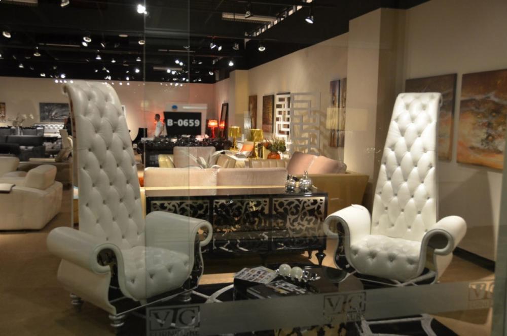 Vgknd6032 In By Vig Furniture Dallas Tx Divani Casa Luxe Neo