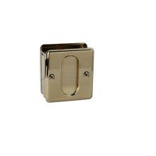Door Accessories 930-Pocket-Door-Locks - Lifetime Brass