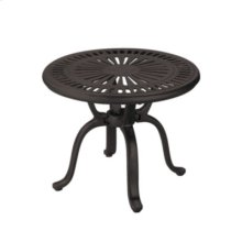 "Spectrum 22"" Round KD Tea Table"