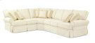 11125 LSF Loveseat 11000 Hexagon Wedge 11125 RSF Sofa Product Image