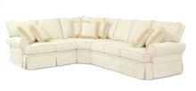 11125 LSF Loveseat 11000 Hexagon Wedge 11125 RSF Sofa