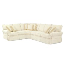 11125 LSF Loveseat 11000 Hexagon Wedge 11125 RSF Sofa