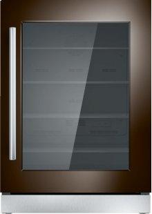 24 inch UNDER-COUNTER GLASS DOOR REFRIGERATION T24UR900RP