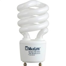 13w Compact Fluorescent Light Bulb
