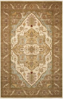 Legend Ld01 Bge Rectangle Rug 5'6'' X 8'6''