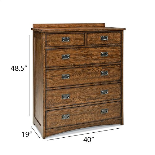 Bedroom - Oak Park Chest