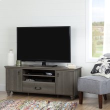 TV Stand for TVs up to 65'' - Gray Maple