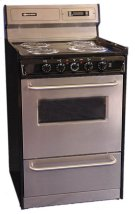 "24"" Free Standing Electric Range Product Image"