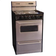"24"" Free Standing Electric Range"