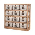 Locker Baskets With Shelves Product Image