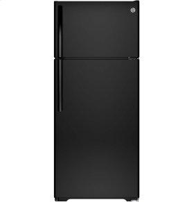 FACTORY BLEM - GE® ENERGY STAR® 17.5 Cu. Ft. Top-Freezer Refrigerator