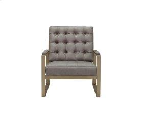 Maxwell Brass Metal Chair