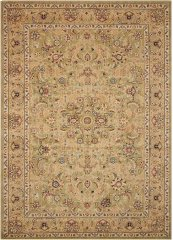 Lumiere Ki600 Sage Rectangle Rug 5'3'' X 7'5''