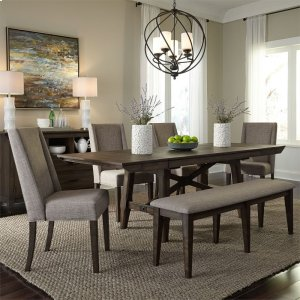 Liberty Furniture IndustriesOpt 6 Piece Trestle Table Set