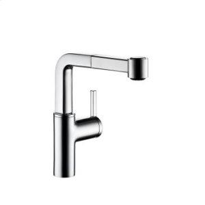 Splendure Stainless Steel Single-lever Mixer