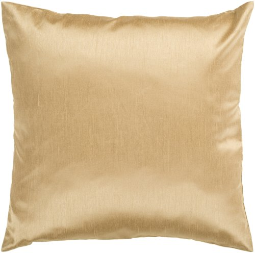 """Solid Luxe HH-038 18"""" x 18"""" Pillow Shell Only"""