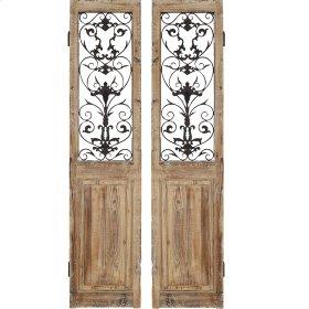 Rustic Doors Pk/2