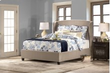 Lisa Bed Set - Queen - Rails Included