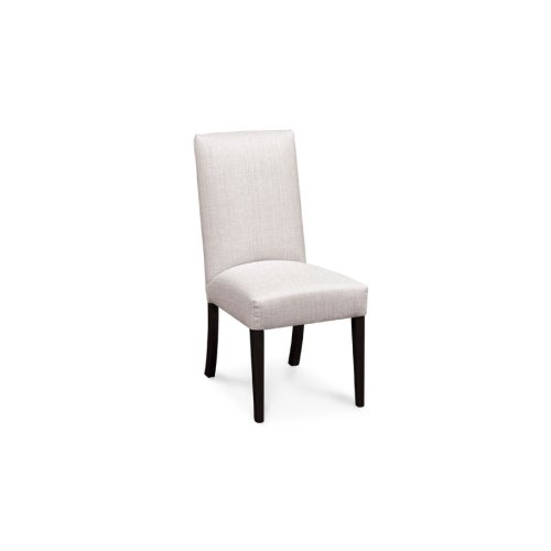 Claire Side Chair, Fabric Seat and Back