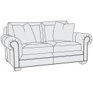 Grandview Loveseat in Mocha (751) Product Image