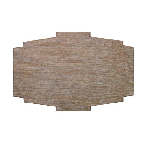 Lambeth End Table - Oak