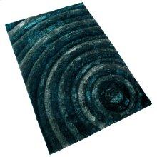 Girare Arte Blue Rug