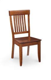 Garrett Side Chair, Fabric Cushion Seat