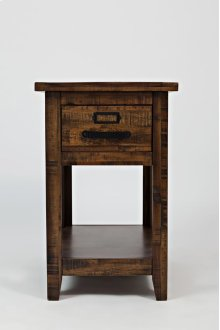 Cannon Valley Chairside Table
