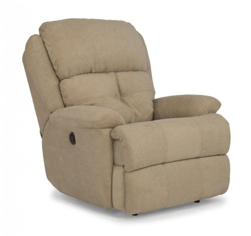 Cruise Control Leather or Fabric Power Recliner