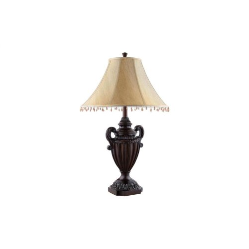 6437  Tassel Lamp