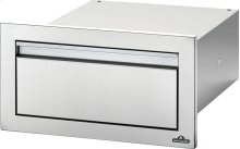 "18"" X 8"" Single Drawer , Stainless Steel"