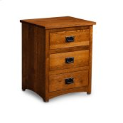 San Miguel Nightstand with Drawers