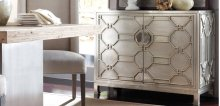 Treviso Two-Door Accent Chest