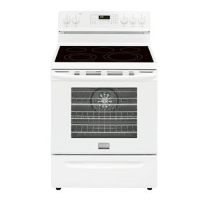 Gallery 30'' Freestanding Electric Range - WHITE
