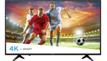 "55"" class H6 series - Hisense 2018 Model 55"" class H6E (54.6"" diag.) 4K UHD Smart TV with HDR"