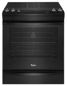 5.8 cu. ft. Front-Control Gas Stove with Fan Convection