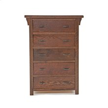 Oak Haven - 5 Drawer Chest